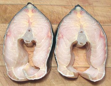 انواع گوشت ماهی خاویار